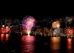 Gala de Pirotecnia Acapulco 2013