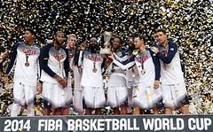 Στην κορυφή του κόσμου οι ΗΠΑ στο Μουντομπάσκετ