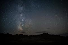 Milky Way Over Toadstool Geologic Park, Nebraska (diana_robinson) Tags: park night way stars photography nebraska valentine toadstool badlands milky geologic