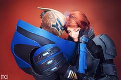 Mass Effect: Shakarian (taniacosplayphotography) Tags: photography cosplay space mass effect commander shepard bioware crossplay masseffect colossalcon commandershepard garrus vakarian garrusvakarian