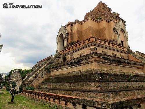 Wat Chedi Luang Worawihan Temple, Chiang Ma