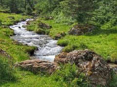 Wanderung in den Alpen (gerdschremer) Tags: gebirgsbach landschaft landscape tranquility berg gebirge mountain mountainstream zillertal