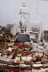 IMG_1985.jpg (Jeremy Caney (previously Tyrven)) Tags: louisiana statues graves cemetaries neworleans statuary marble vaults tombs brick