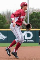 Bryant - Game 3-14 (Rhett Jefferson) Tags: arkansasrazorbacksbaseball hunterwilson