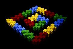 Cúbico (osruha) Tags: cúbico cúbic cubic piezas peces piece composición composició composition abstracto abstracte abstract cubo cub cube cuadrado quadrat square color colour nikon nikonistas d750 flickr