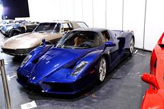 TDF (Reece Garside | Photography) Tags: ferrari enzo ferrarienzo tourdefrance tdf blue london supercar summer spotter car canon canon6d 6d hypercar history rare