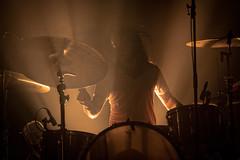 Russian Circles (Daniel Caridade) Tags: russian concert music gig band porto circles música postrock concerto portugal hardclub bateria drums