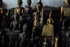 Buddhas, Pak Ou Caves, Louangphabang Laos (AdamCohn) Tags: 055kmtobanpakouinlouangphabanglaos banpakou buddha buddhism buddhist laos louangphabang mekongriver pakou pakoucaves geo:lat=20051486 geo:lon=102217647 geotagged