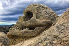 ROUTE OF THE FACES (MANU_LEFT) Tags: manuleft manu left esculturas rocas monte montaña buendia cuenca castilla la mancha españa ruta caras route of the faces sculptures
