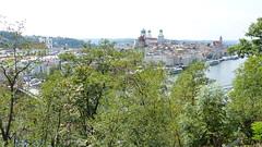 Passau, Bayern, Deutschland (Germany) (kpjf) Tags: germany bayern deutschland bavaria inn stadt batavia altstadt danube passau donau niederbayern flüsse universitätsstadt ilz dreiflüssestadt cityofthreerivers batavis