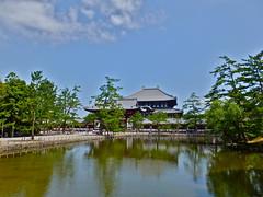 Todai-ji, Nara, Japan. (kinkicycle.com) Tags: japan japanese nara todaiji