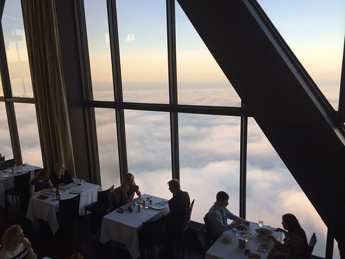 The Signature Room Restaurant On The 95th Floor At Hancock Centre