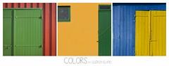 colors (Axel BERTHELOT - Oleron Photography) Tags: longexposure france architecture jaune rouge vert bleu couleur olron charentemaritime poselongue axelberthelot