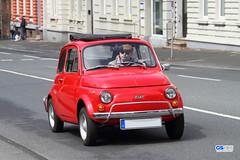 1957 - 1977 Fiat Nuova 500 (Georg Sander) Tags: pictures auto old wallpaper classic cars car photo automobile foto image fiat photos alt picture mobil images fotos 1957 vehicle oldtimer autos 500 bild 1977 bilder nuova automobil 500r