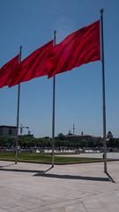 Tiananmen Square () Beijing, China (cilla ann) Tags: china beijing tiananmensquare  panasonicgx7