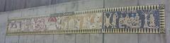 "Medieval Seasons Mosaic, Castlefields Estate, Runcorn • <a style=""font-size:0.8em;"" href=""http://www.flickr.com/photos/9840291@N03/14476782956/"" target=""_blank"">View on Flickr</a>"