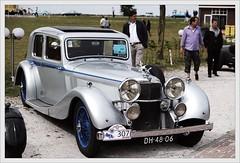 Alvis Speed 20 / 1936 (Ruud Onos) Tags: speed 1936 20 lelystad alvis nationale 2014 oldtimerdag alvisspeed20 ruudonos photographerruudonos dh4806 alvisspeed201936 nationaleoldtimerdaglelystad2014