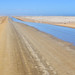 Maintenance of the salt road, Namib coast