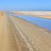 Maintenance of the salt road, Namib coast