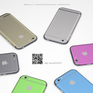 Iphone6 Anodized