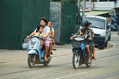 Vientiane, Laos  July 2014EXPLORE (drburtoni) Tags: streets motorcycles laos motorbikes vientiane