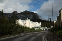 The Fairmont Chateau Lake Louise (Norio.NAKAYAMA) Tags: canada hotel alberta lakelouise fairmont   thefairmontchateaulakelouise