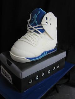 Jordan Sneaker cake med