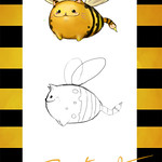 "cat bee <a style=""margin-left:10px; font-size:0.8em;"" href=""http://www.flickr.com/photos/95448010@N08/14574936813/"" target=""_blank"">@flickr</a>"