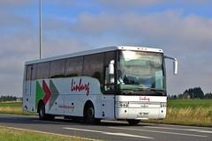 Linburg Coaches IIG7844 (SlightlyReliable70 2010-2015) Tags: travel bus coach sheffield transport replacement rail transportation van lin coaches burg rotherham gedney hooligan hool alizee a17 linburg iig7844 250714a47a17