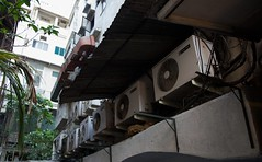 A/C Units (string_bass_dave) Tags: india maharashtra mumbai ac airconditioning canonef24105mmf4lis apollobandar bigslideshow oripada littleslideshow