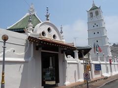 La plus vieille mosquée de Malaisie :  Masjid Kampung Hulu