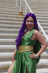 SDCC 2014 JPEG 2547 (Photography by J Krolak) Tags: ca dc costume cosplay masquerade dccomics circe comiccon2014 sdcc2014 sandiegocomiccon2014