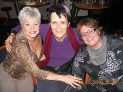 Christine, MDP and JF