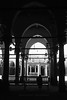 Mosque of Amr ibn al-As (ആഷ   Asha) Tags: bw egypt mosque cairo amribnalas