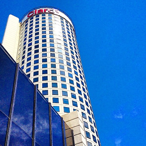 BUENOS AYRES --- ARGENTINA --- #buenosayres #argentina #bluesky #claro #building #edificio #tower #torre #bluesky #southamerica