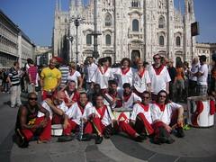 Afroeira Milano Duomo 2