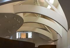 Guggenheim 2 (genf) Tags: window museum spain interior sony ceiling bilbao espana ramen guggenheim bows raam spanje plafond bogen a77
