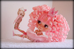 Blythe A Day ~ August 2014 ~ Day 11:  HAIR