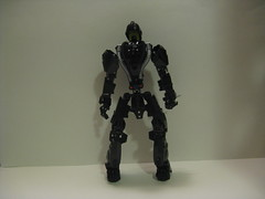 Stringer Revamp (ExclusivelyPlastic) Tags: robot factory lego hero bionicle mecha mech