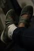 225/365 Un día no muy bueno//Not a very good day (NayeliRL) Tags: zapatos accidente tobillo torcedura