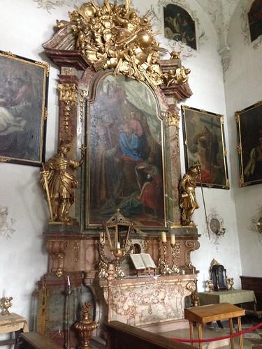 Schloss chapel
