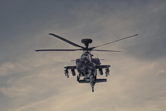 It wasn't me?... (cjpphotographic) Tags: army apache aircraft helicopter british