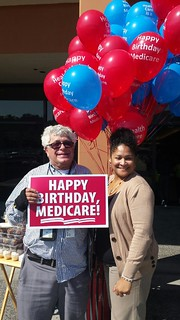 Medicare birthday