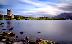 Caisleán an Rois (RF-Edin) Tags: longexposure ireland lee killarney cokerry rosscastle