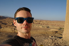 Me By The Ksar (Keith Mac Uidhir  (Thanks for 3.5m views)) Tags: ben marocco marruecos ait marokko ksar marrocos ath fas kasbah marocko  benhaddou marokk  atbenhaddou  benhadu at  hadu maghribi  marako      mrk maruekos