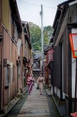 Paseos por Kanazawa (NeusAnna) Tags: travel japan  kimono japonesa kanazawa viajar  tradicional japn
