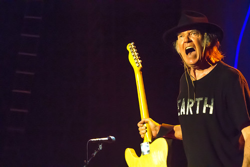 Neil Young by kyonokyonokyono, on Flickr