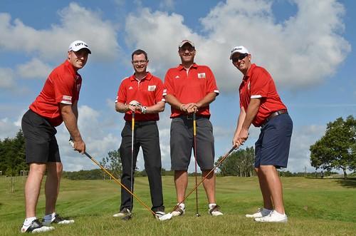 Golf Trophy 18