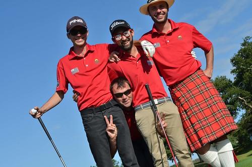 Golf Trophy 09