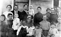 Mennonite Missionaries and Families, undated (Mennonite Church USA Archives) Tags: families mennonites missionaries crissieyodershank charleslshank jwshank mclehman